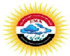 Egyptian Meteorological Authority Logo